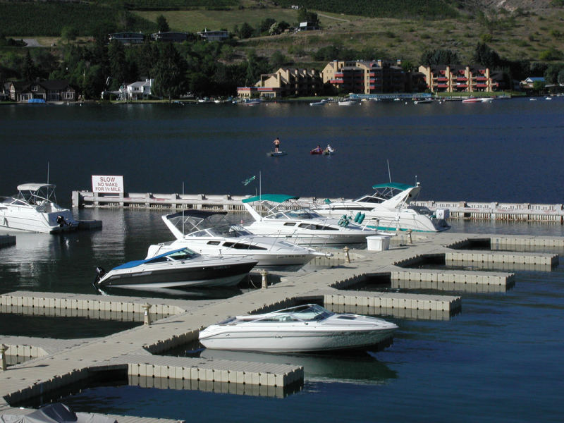 Commercial Floating Docks