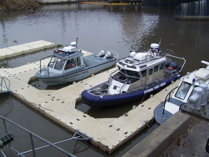 Municipal Floating Docks