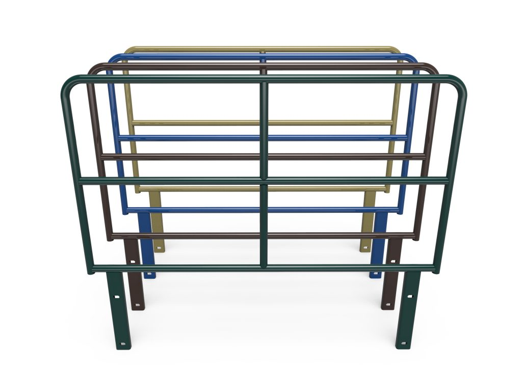 Barrier-free Guard Railing, Style 918, 80