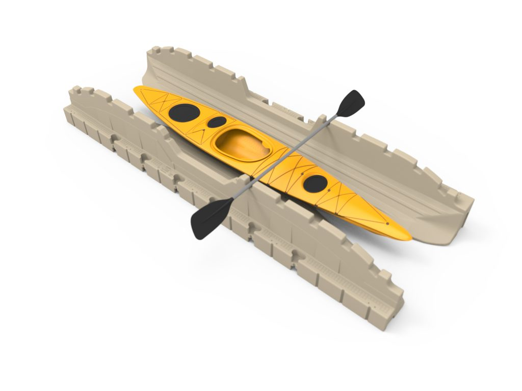 EZ Kayak Launch